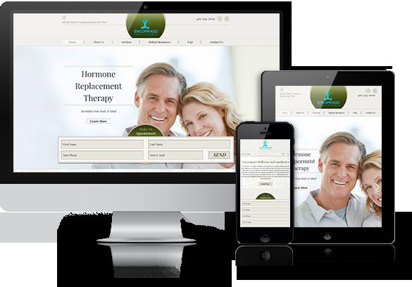 Integrative Medicine Website Design   Best Medical Websites
