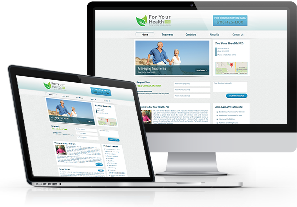 Integrative Medicine Website Design